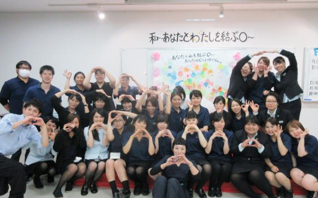 画像:学生の集合写真