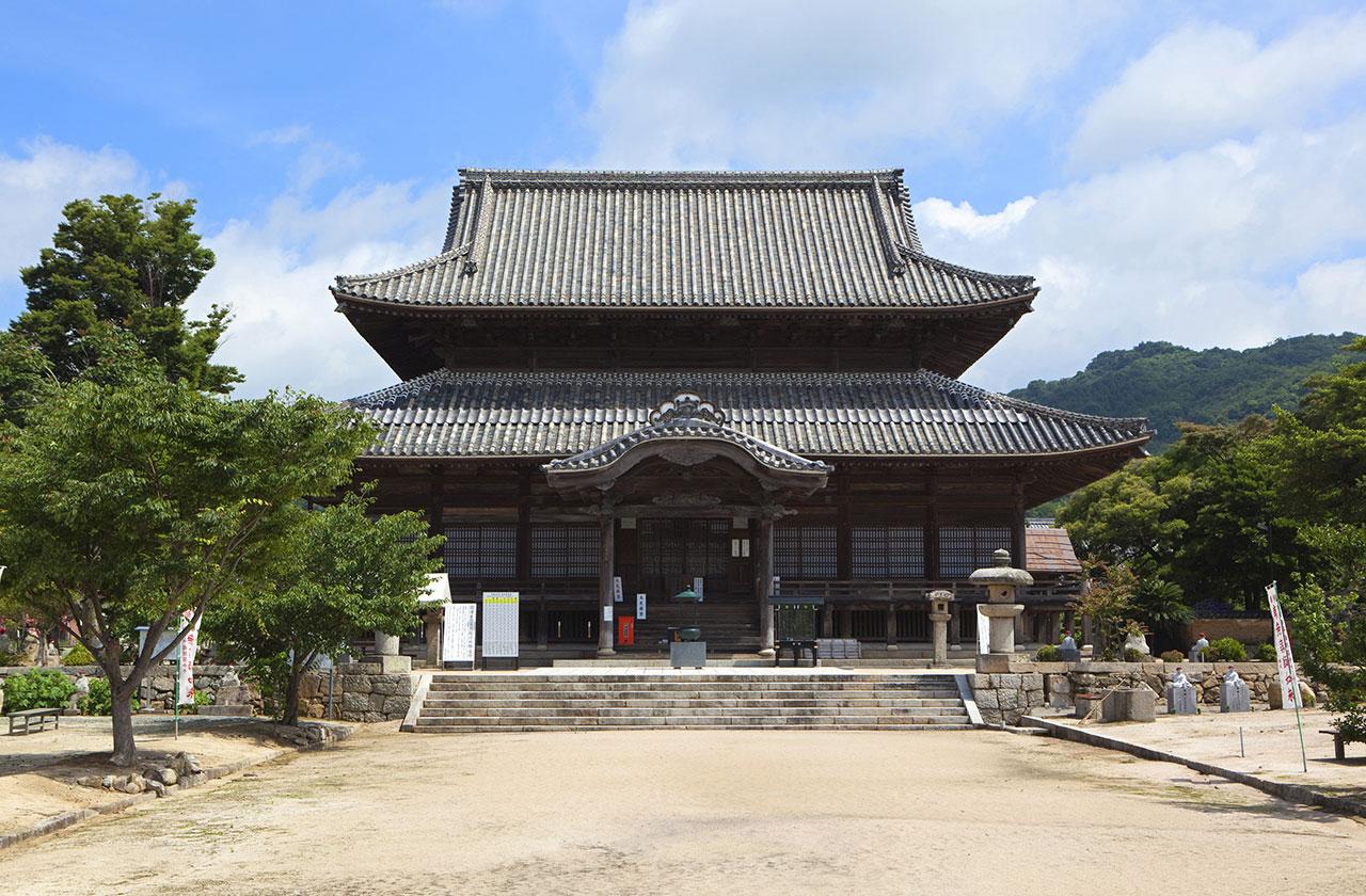 画像:周防国分寺
