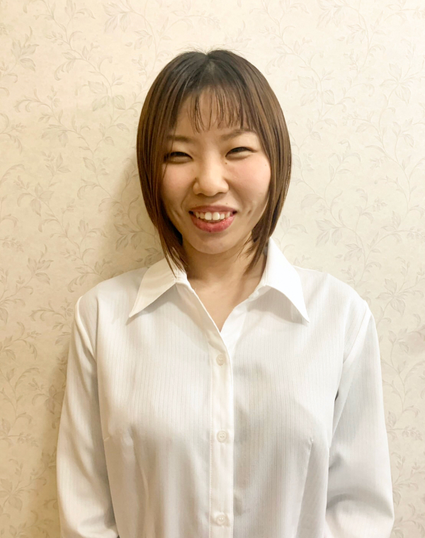 画像:卒業生近影